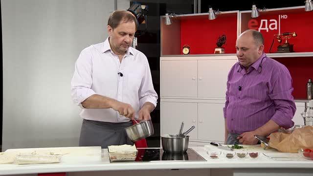 Илья Лазерсон о секрете приготовления лазаньи